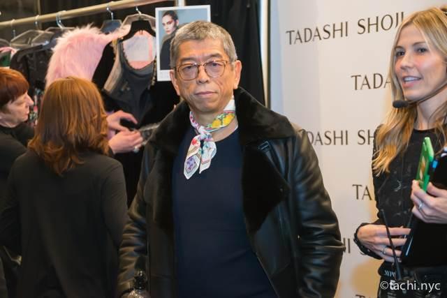 「女性を最も美しく見せるドレス」を作る日本人デザイナーTadashi Shojiのバックステージ