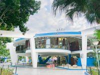 社会主義国キューバのレトロモダンなパーラーでアイスクリーム!