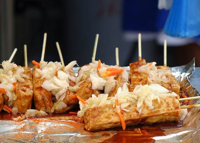 これを食べてこそ台湾通!臭豆腐を試してみよう