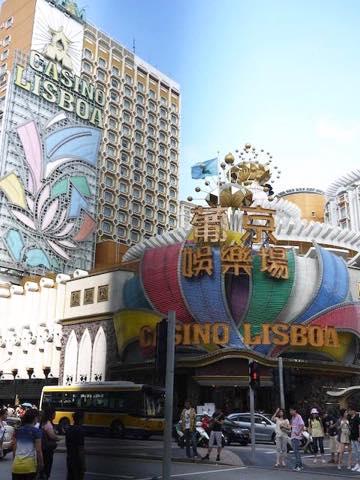 香港から日帰りで楽しむ!世界遺産の街、マカオ一人旅