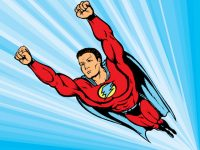 スーパーヒーロー御用達!ブルックリン発スーパーパワー専門店