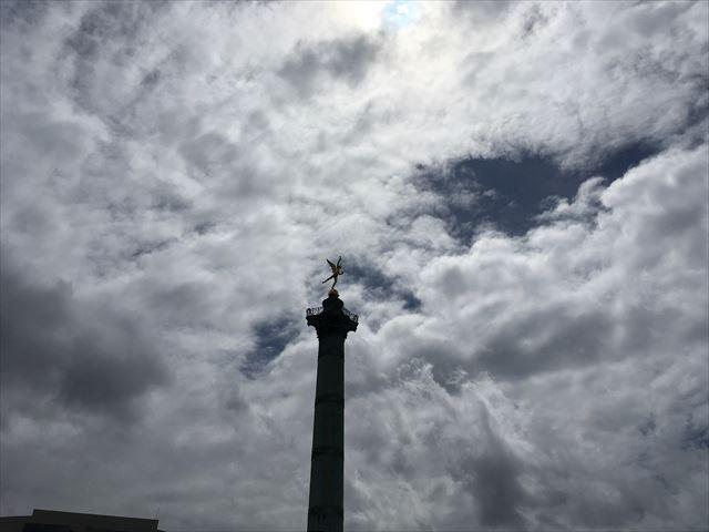 【フランス】美しい街パリと、散歩プロムナードという言葉