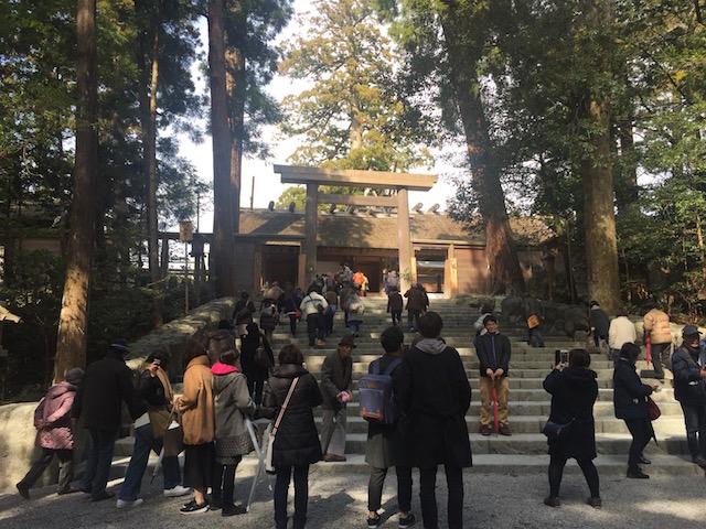 東京から日帰りでも楽しめる!伊勢神宮を参拝する弾丸一人旅