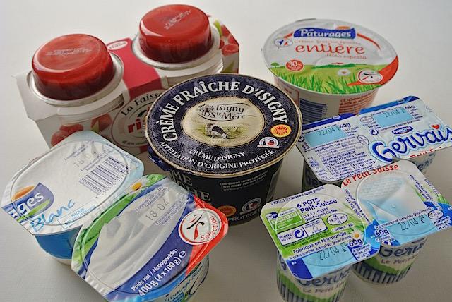ヨーグルトなの? 生クリームなの? フランスの乳製品をご紹介