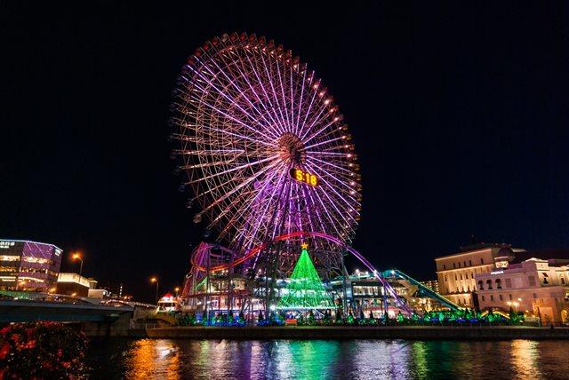 横浜観光スポット周遊バス「あかいくつ」でめぐる横浜観光モデルコース