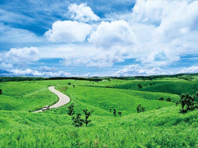 【2017絶景道路ランキング】地平線を追いかけたい、日本の美しい道