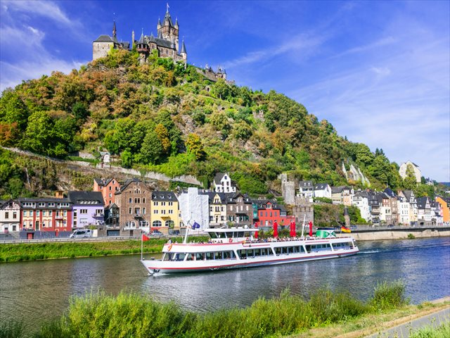 カラフルで美しい街並みヨーロッパ編!いつか行きたい、7つの町を周遊する旅。