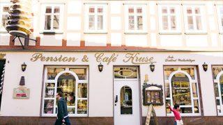 バームクーヘン発祥の地、ドイツのザルツヴェーデルで味比べ!田舎町でのんびり過ごす1日。