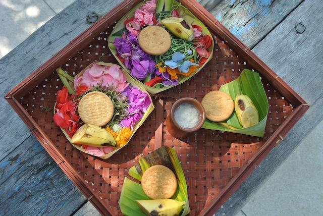 バリ島のあちこちでみかける「チャナン」ってなに?