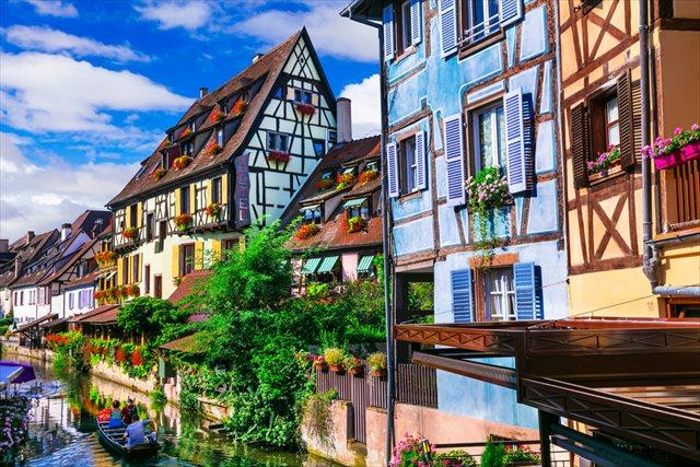 シャッターが止まらない、フォトジェニックなヨーロッパの美しい街8選