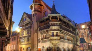 【聖地巡礼】ハウルの動く城のモデルとなった、可愛らしい街並みと大自然
