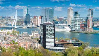 オランダのロッテルダムは、次に来るヨーロッパで一番クールな都市!