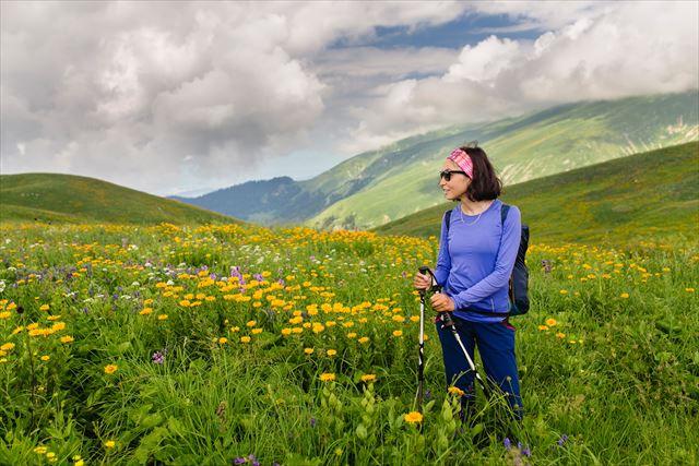 アドベンチャーで自分磨き!最近の女性一人旅のトレンドです