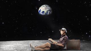 【真夏の夜の夢】ギフトにも人気の「月の土地の権利書」って?