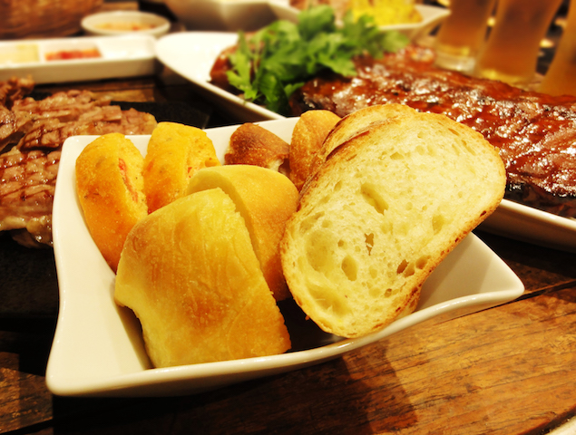 メゾンカイザー初のビアガーデン!自慢のパンとビールが食べ放題飲み放題!