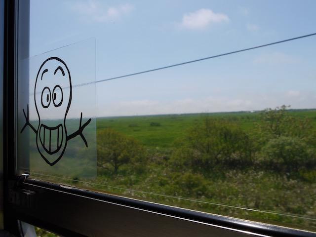 電車内から受け取れる名物駅弁!北海道・厚岸駅「氏家かきめし」
