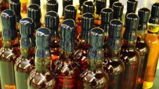 海底で熟成させたウイスキーが、今眠りから目覚める