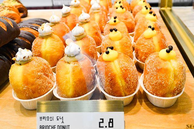 アメリカとソウルでしか食べれないクロフィンを食べられる「MR. Holmes Bakehouse」
