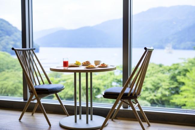 旅館『箱根・芦ノ湖 はなをり』がグランドオープン