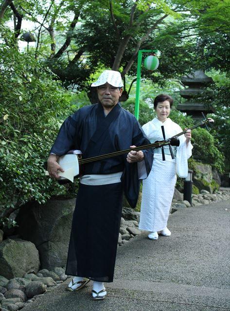 プロジェクションマッピング花火と日本の夏を楽しもう【高輪夏まつり】