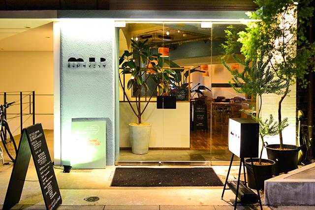 CNBLUEが通っていたゆかりのカフェ「ミッドダイニング(mid.)」