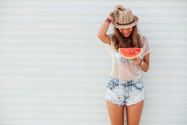 真っ赤な夏の象徴 やっぱりスイカが好き