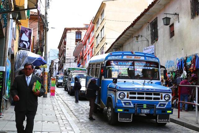 ウユニ塩湖への玄関口、ボリビアの首都ラパスってどんなトコ?