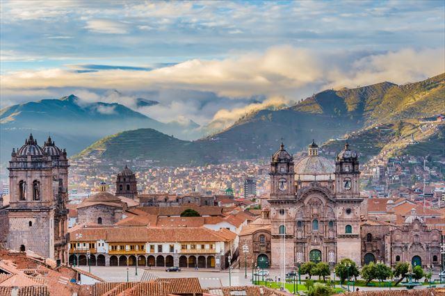 マチュピチュへの玄関口、インカ帝国の首都として栄えた「クスコ」