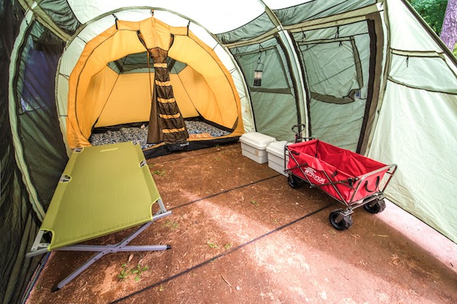 【一日一組限定】手ぶらで本格キャンプが楽しめる4つの特別プランが裏磐梯に登場