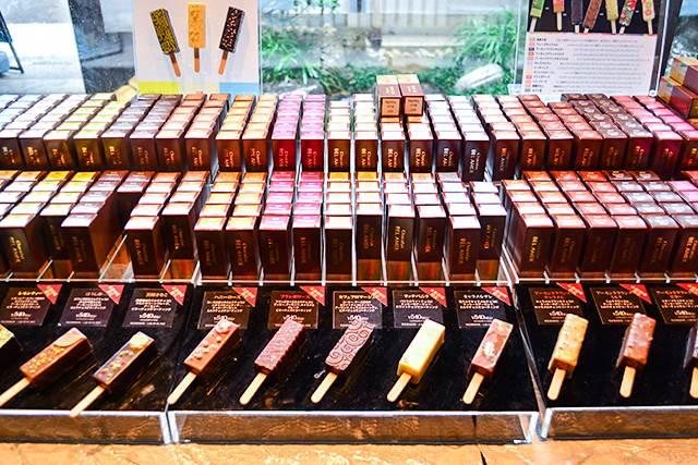 京都でしか買えない「BEL AMER」の美しすぎる日本酒ショコラ