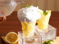 【生姜、甘酒、塩麹、レモン】和風の魅力デザート&ドリンクにうっとり