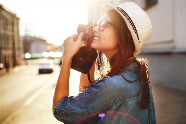 インスタ映えする旅写真を撮るコツ