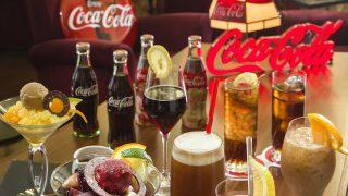 日本初の「コカ・コーラバー」が期間限定で登場!【オリエンタルホテル東京ベイ】