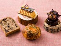 栗やかぼちゃ、旬の味覚が楽しい大人のスイーツ&ブレッド【東京マリオットホテル】