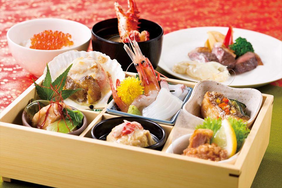 東急REIホテルで北海道の秋の味覚を楽しむ「北海道味めぐり」