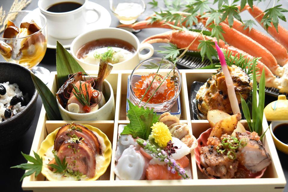 全国の東急REIホテルで北海道の秋の味覚を楽しむ「北海道味めぐり」開催!