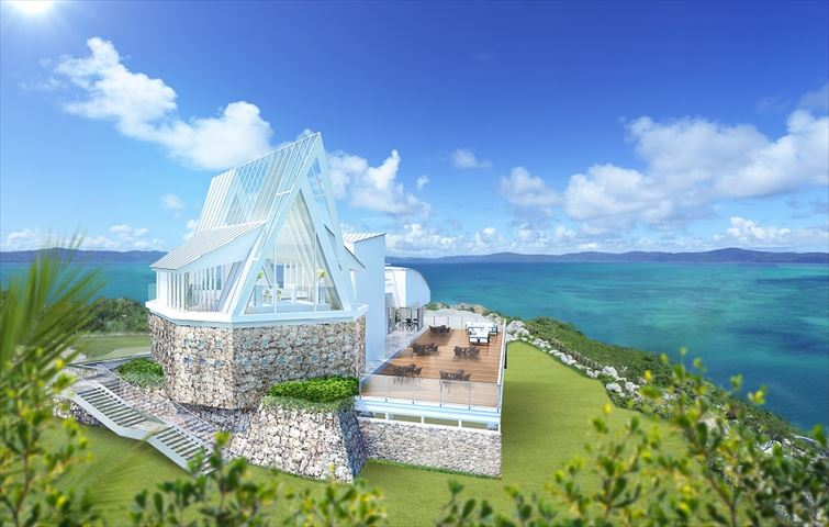 """""""恋の島""""に「古宇利島 空と海の教会」2018年夏オープン!キャンペーンも"""