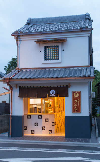食べ歩きできる焼きたてフォンダンショコラ! 川越初のチョコレート専門店