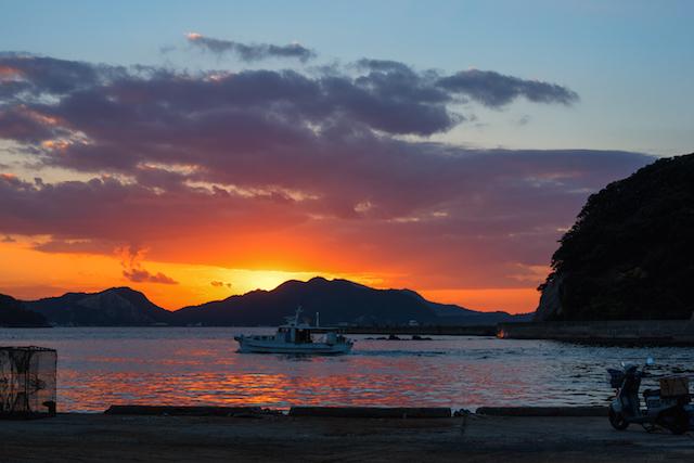 【大阪から車で2時間】家にいるように静かな離島「家島」