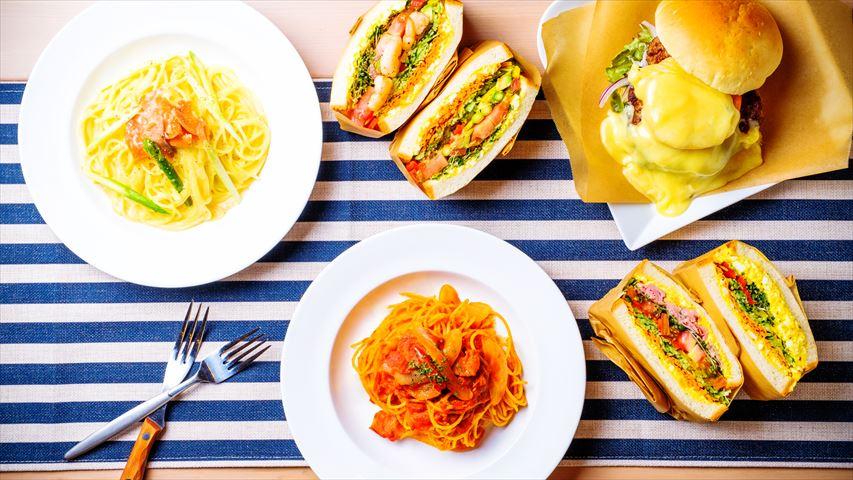 インスタ映えする美しいサンドイッチ【チーズカフェ La Maison 301】