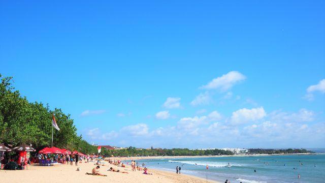 【行く前に知りたかった】バリ島クタビーチで気づいた落とし穴3つ!
