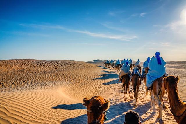 それなりの理由で去年より人気倍増の世界の旅行先ランキングベスト10!