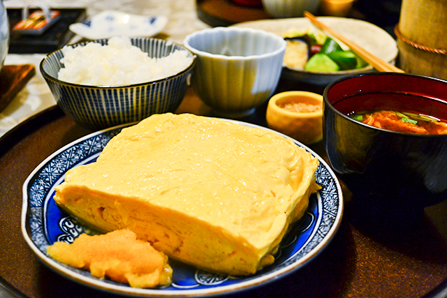 お出汁たっぷりの絶品出し巻き玉子ランチ!赤坂「やげんぼり」の京料理