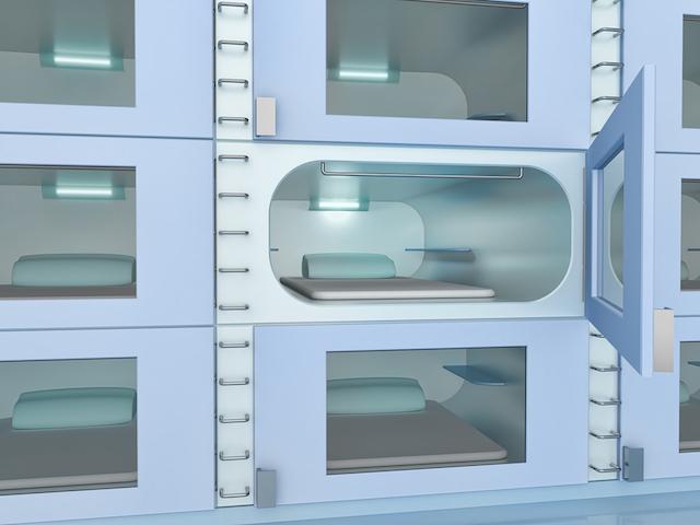 世界初のカプセルホテルは黒川紀章氏がデザインして日本で誕生したって本当?【日本の不思議】