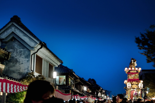 90万人が来場!地元民に聞く【関東三大祭りの1つ川越まつり】ガイド
