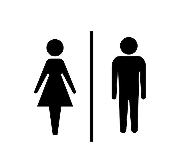 トイレのマークは日本発!東京五輪の前年に館林市の市
