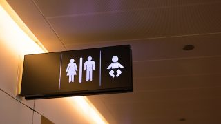 トイレのマークは日本発!東京五輪の前年に館林市の市庁舎で生まれた【日本の不思議】