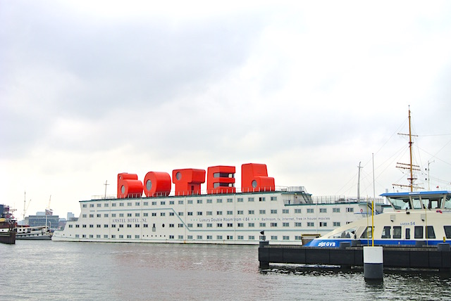 【オランダ】アムステルダムで泊まりたい、フォトジェニックなホテル3選