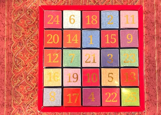 【今日のアドベントカレンダー】12月4日「イングリッシュティーショップについて」