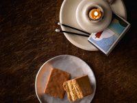 100層以上のパイを重ねてできたミルフィーユショコラ「神戸メルスィーユ」が新登場!